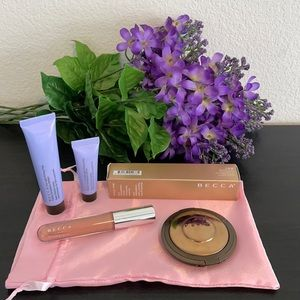 BECCA Cosmetics Bundle 5 Pieces